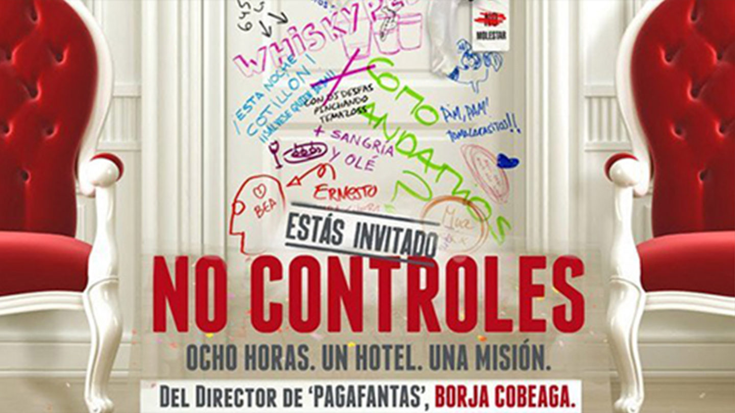 No controles. Trailer
